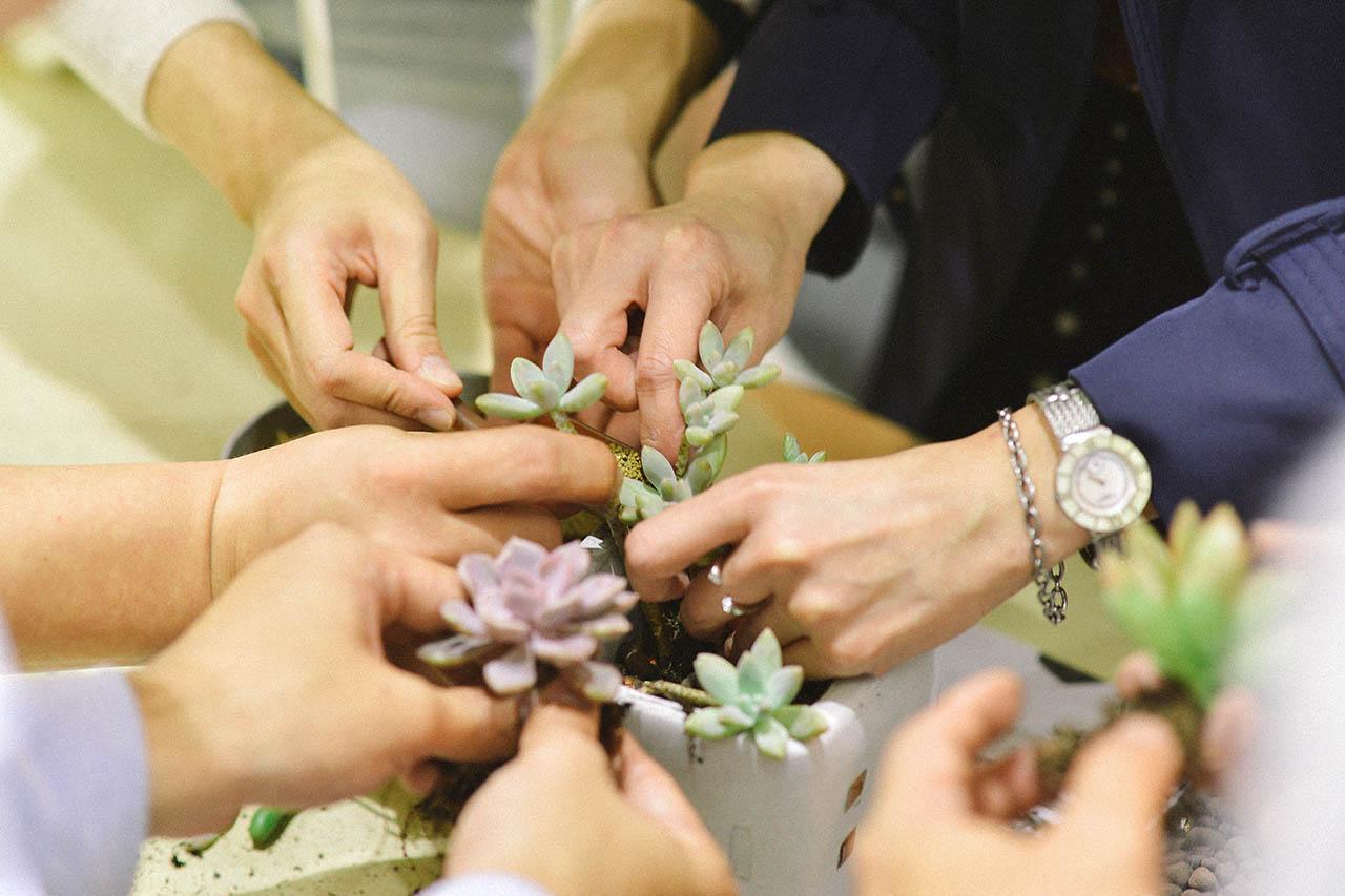 [ 多肉花藝 ] 植藝團隊體驗 TeamBuilding 113 135