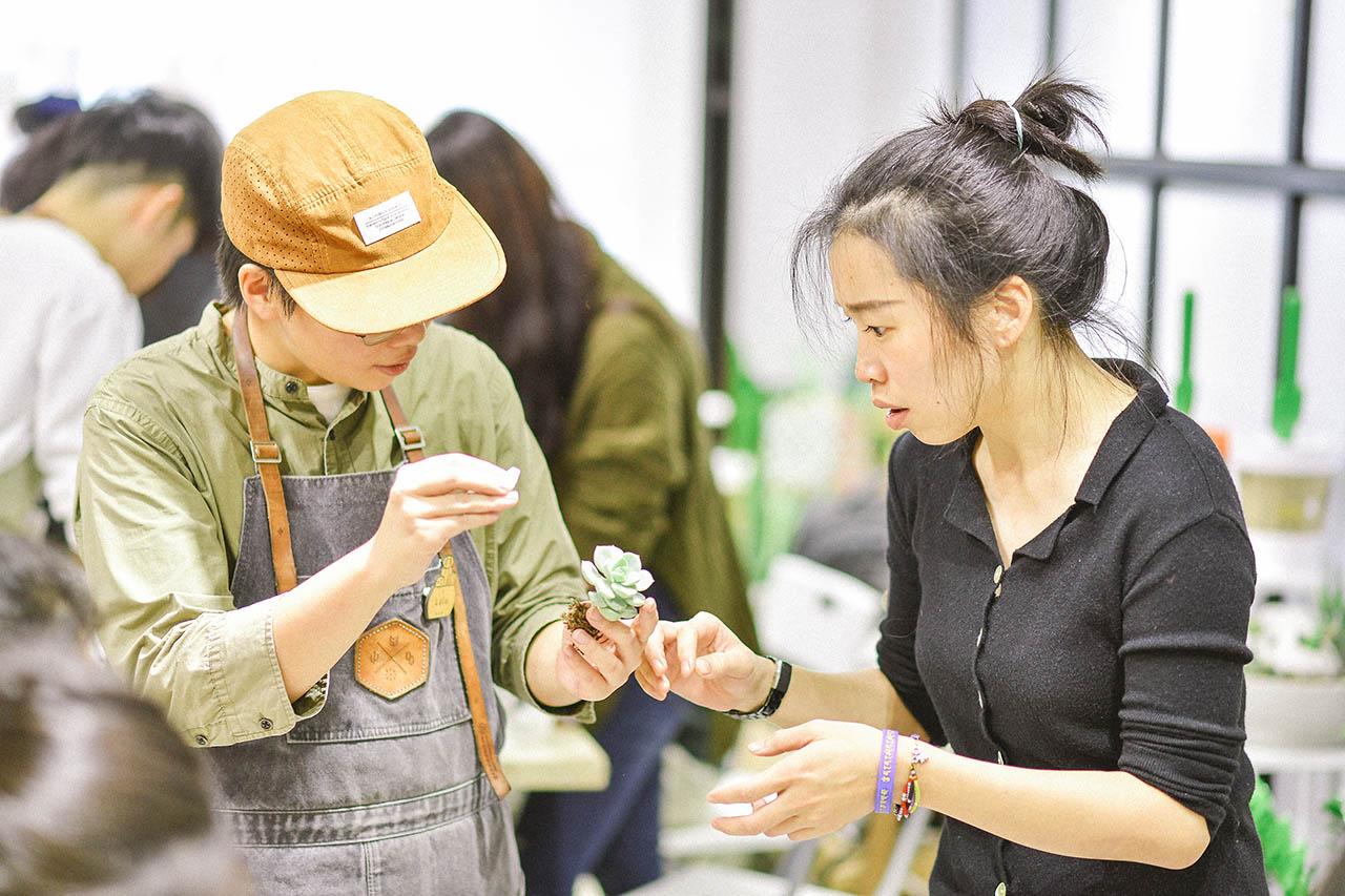 [ 多肉花藝 ] 植藝團隊體驗 TeamBuilding 70 135