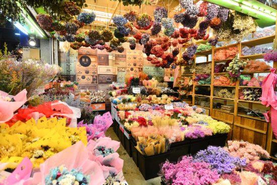 乾燥花介紹-內湖花市-乾燥花店