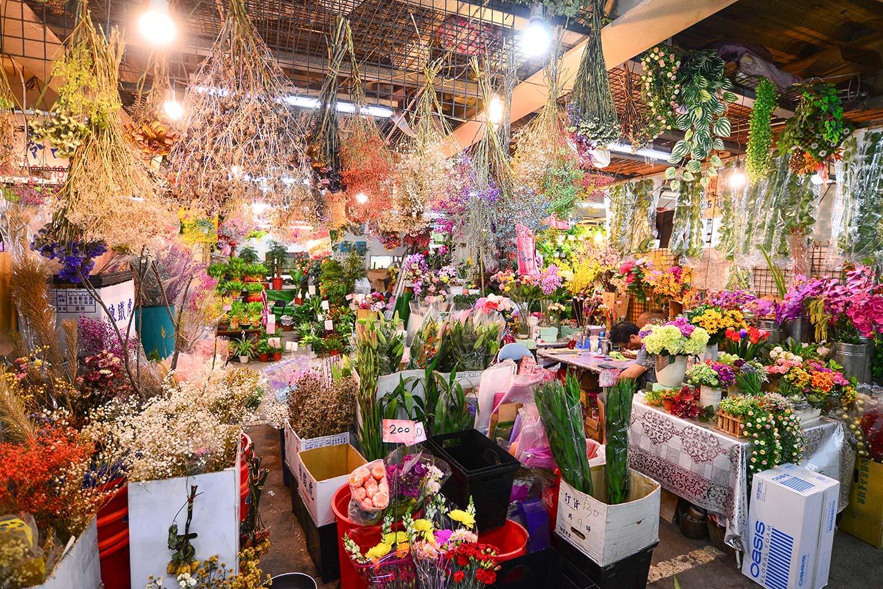 乾燥花介紹-板橋花市-台北買乾燥花