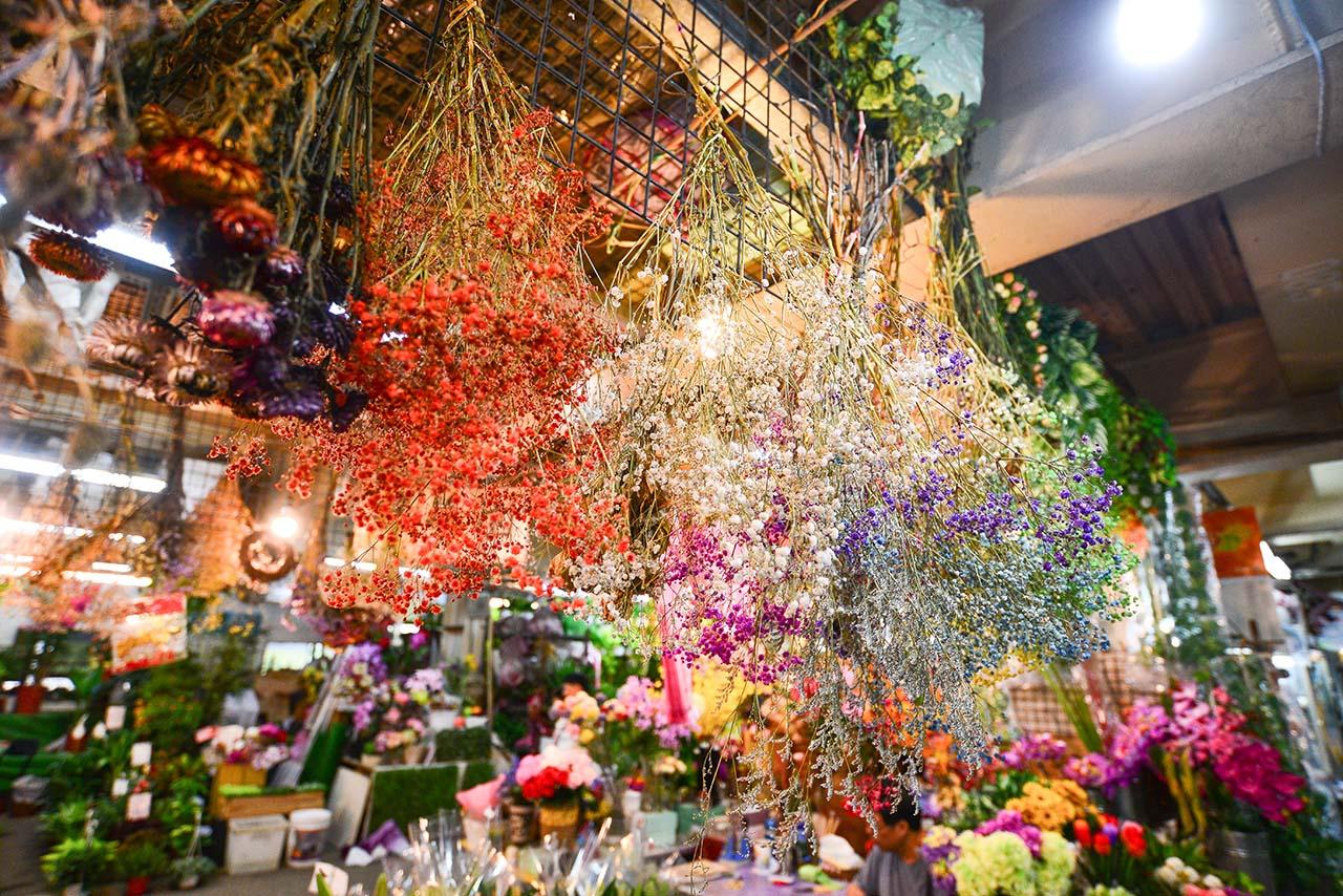 板橋買乾燥花店