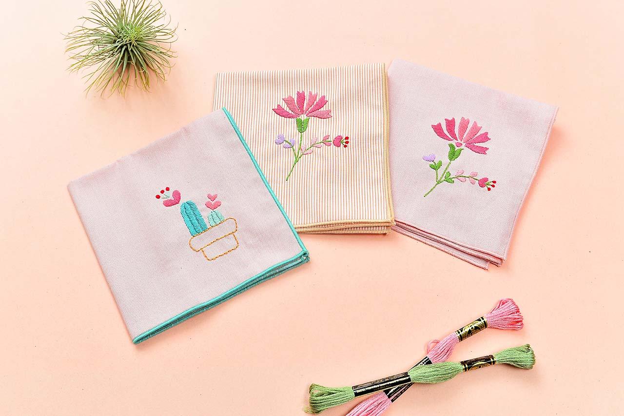 台北母親節刺繡課程