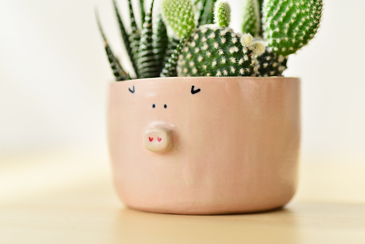 仙仙小豬寶 - 生日禮物 3