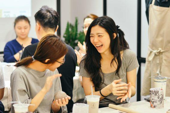 Portfolio LINE 企業包班@有肉 10