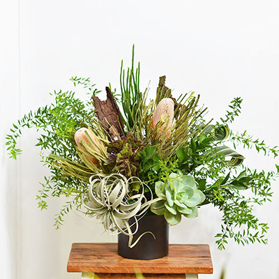 植藝交響曲 - 大氣桌花 1
