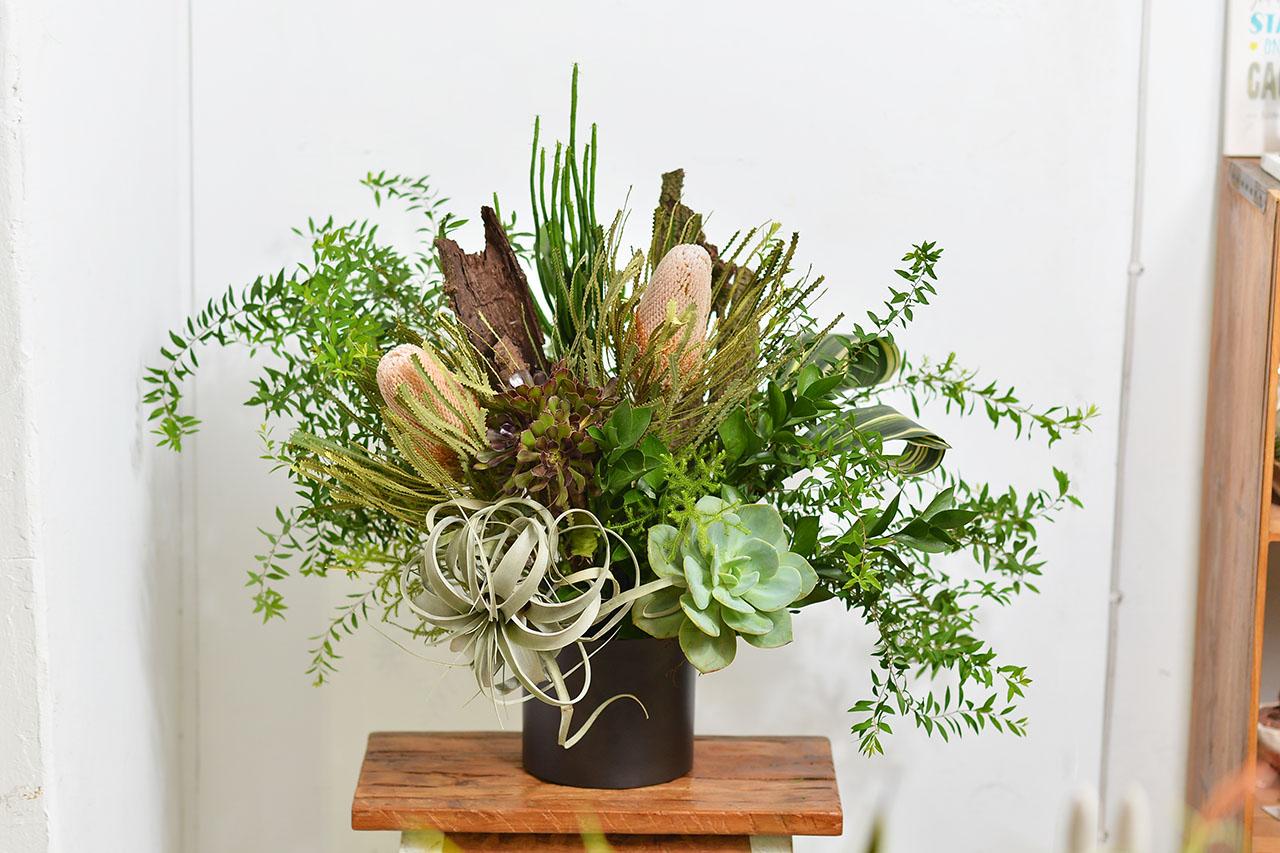 植藝交響曲 - 大氣桌花 3