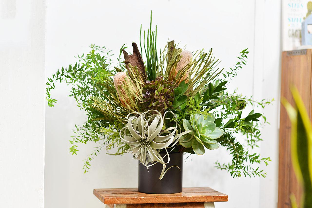 植藝交響曲 - 大氣桌花 4