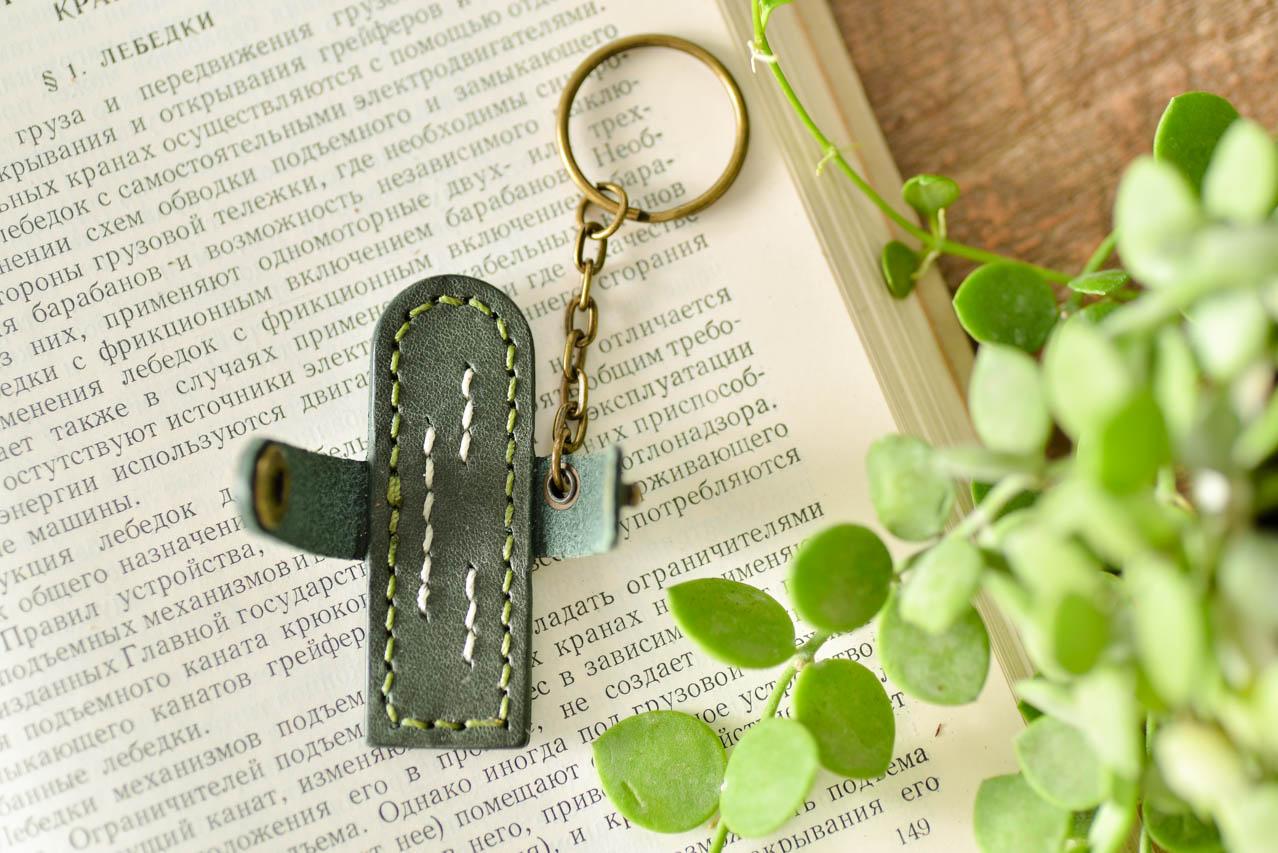 抱抱仙人掌鑰匙圈 2
