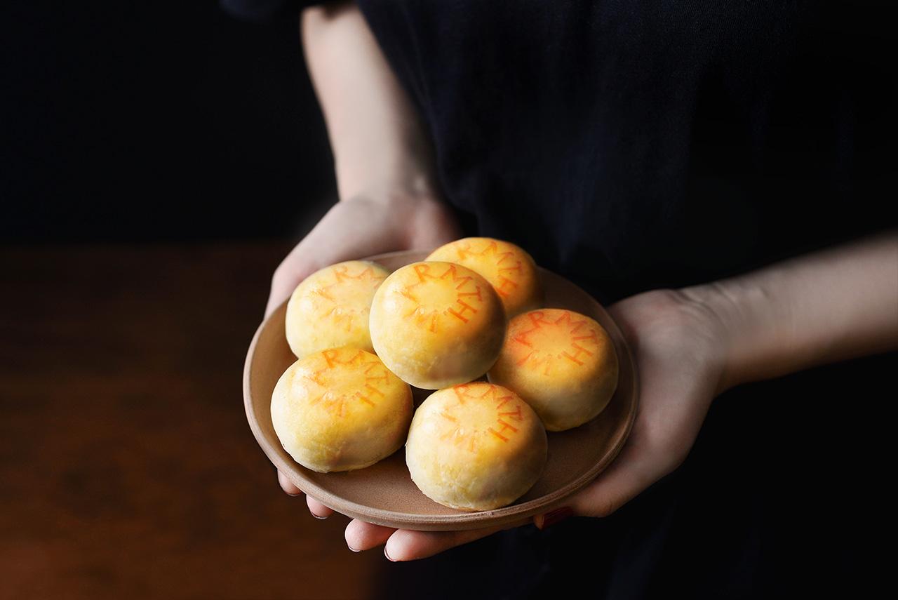 2021 中秋月餅植栽禮 - 4 入 (遠雄貴賓) 2021年中秋節月餅 李亭香_平西餅_蛋黃酥3