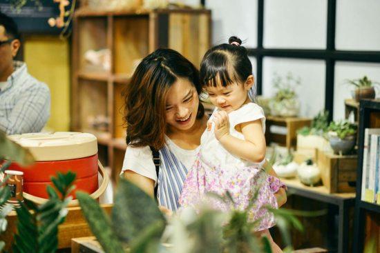 家庭日 植物療癒