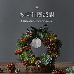 [ 水泥課程 ] 幾何水泥盆栽製作 & 多肉植物