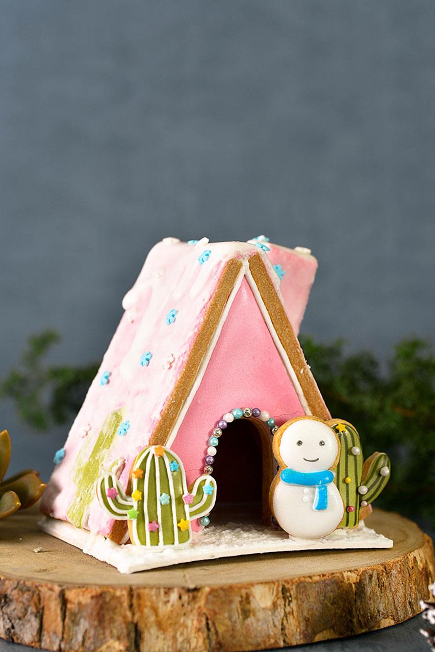 聖誕節手作甜點