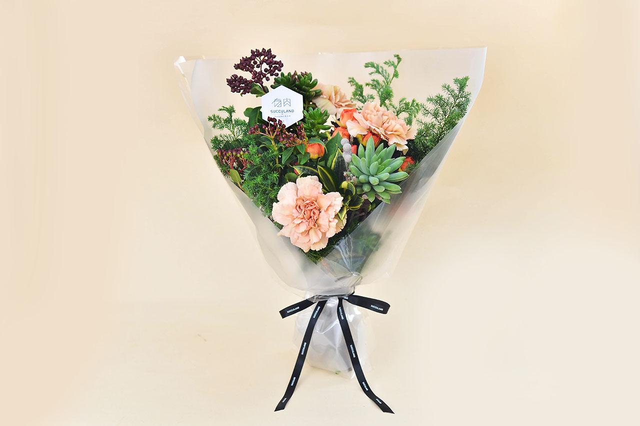 台北花束課