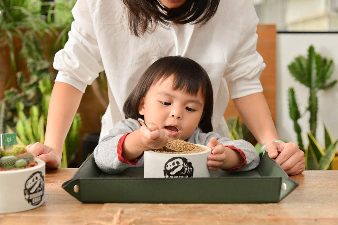 親子植物課程
