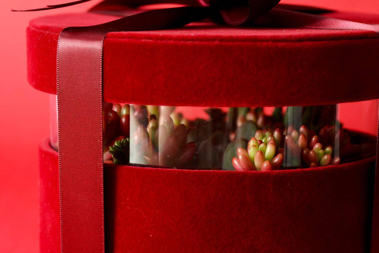 年節禮盒包裝細節