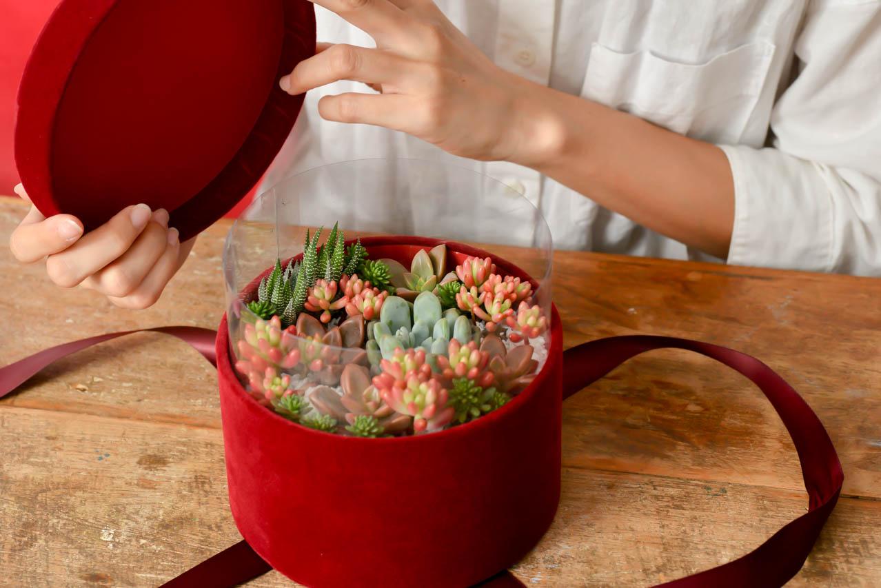 春節花藝禮盒開箱