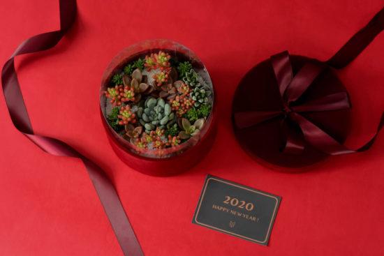 過年禮盒 春節花藝