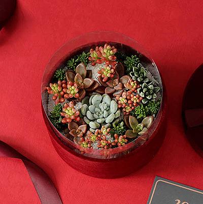 春節花藝禮盒