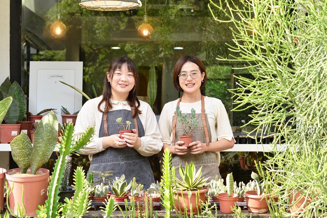 教師節禮物送老師多肉植物就對了! Kuwado老師