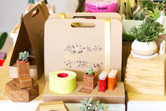 4 種盆栽禮品包裝與包裝細節 24 30