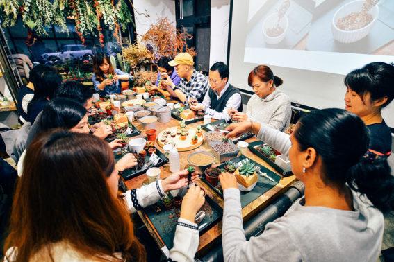公司團體多人聚會活動