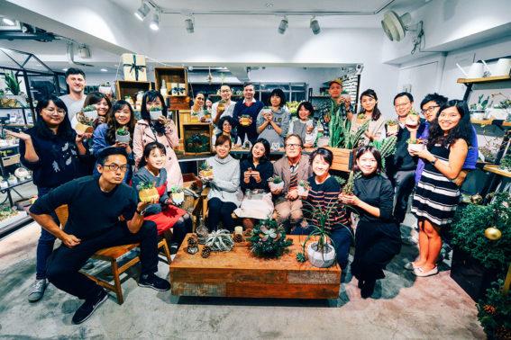 台北團體活動課程