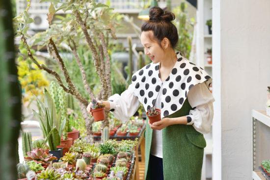 「母親節企劃」專注於多肉植物手作課程,找回最原本的自己 - Linda 專訪 Linda 有肉採訪 母親節專題9 1