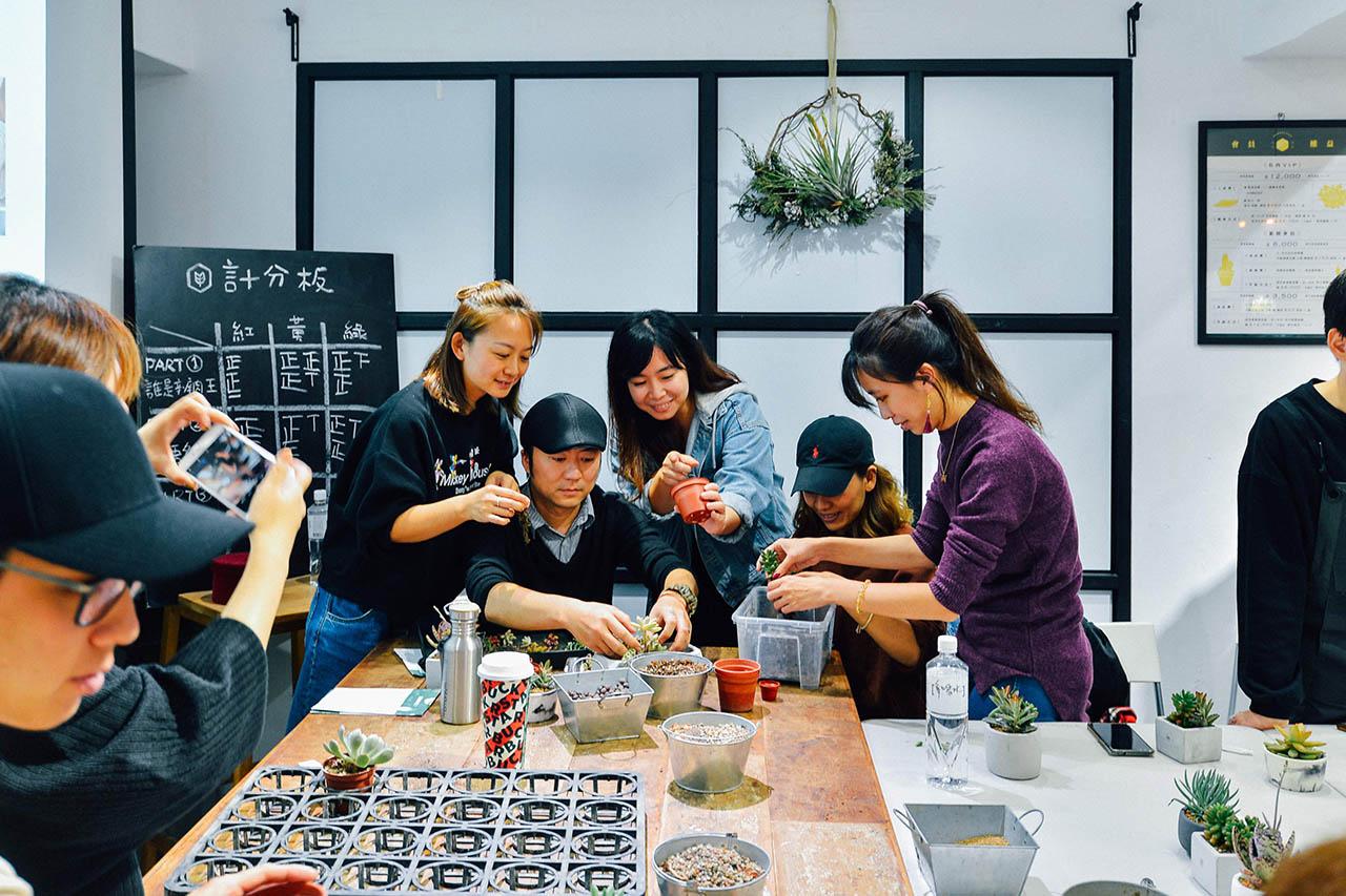 企業活動案例分享 the Diner Team Building 活動