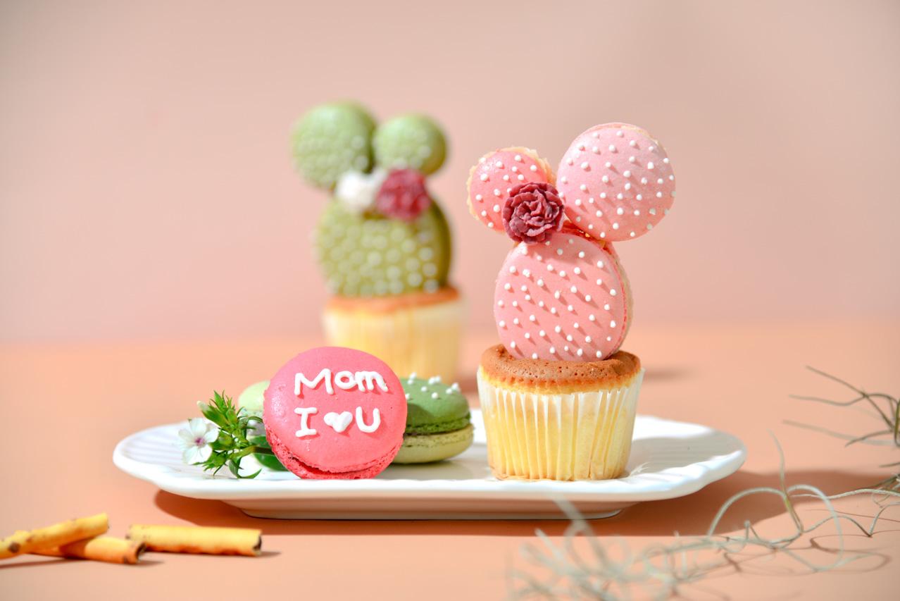 [ 造型設計 ] 甜蜜馬卡龍 0219 2020母親節活動課程 098
