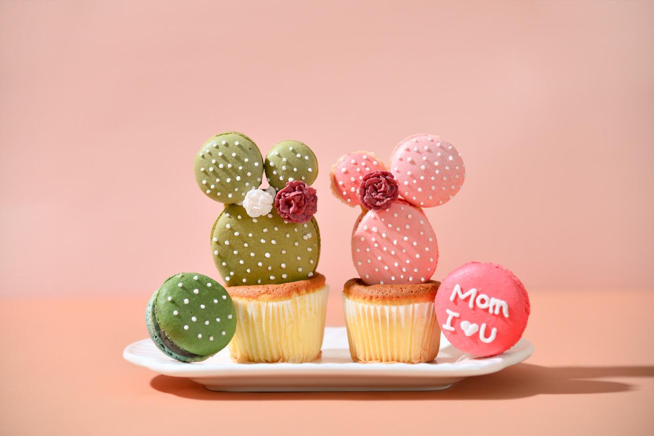 [ 造型設計 ] 甜蜜馬卡龍 0219 2020母親節活動課程 107