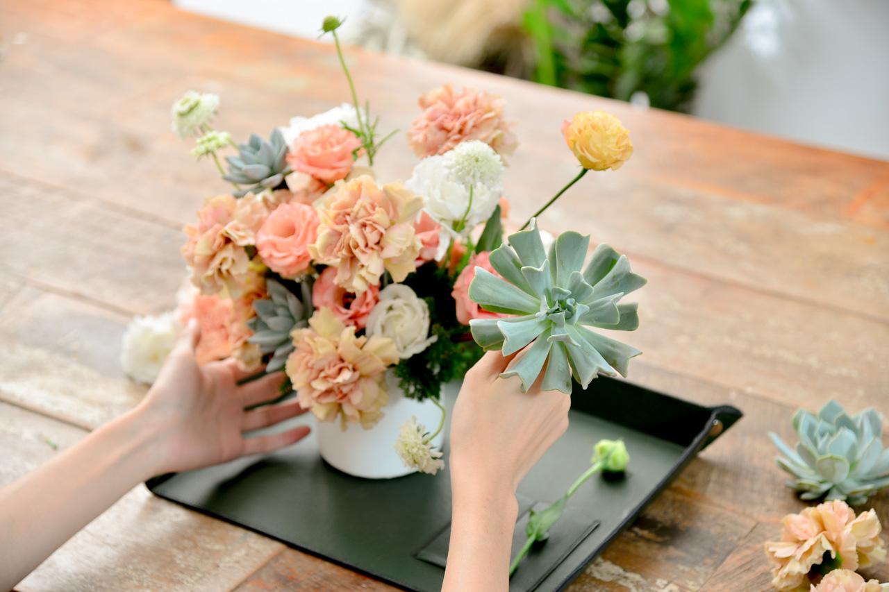 母親節花藝課程