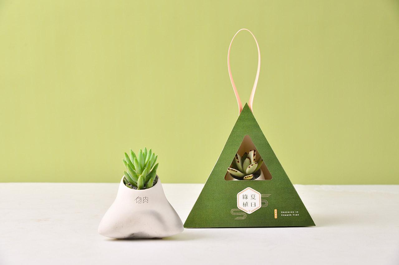 企業活動 - 園藝系列手作課程 2020端午節禮盒 設計作品21
