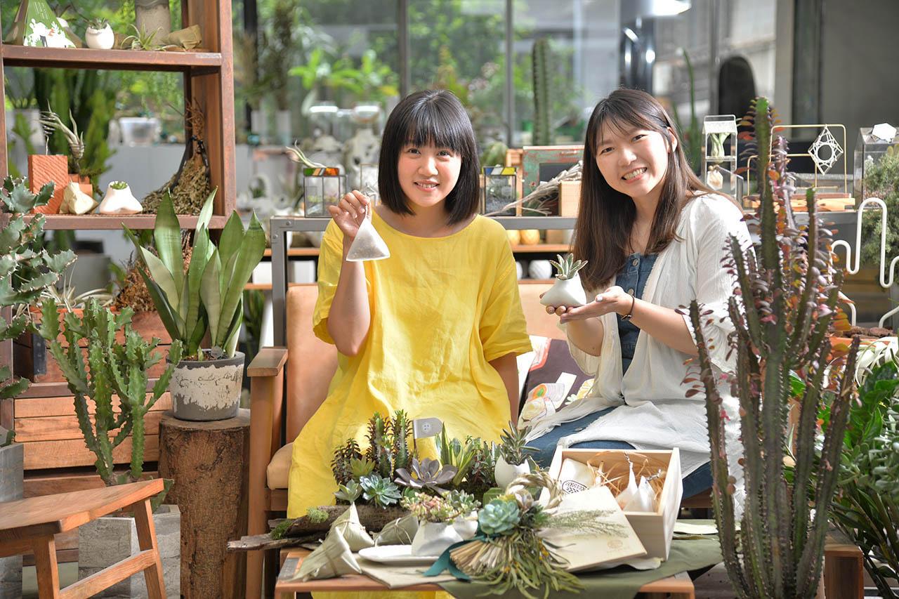 多肉粽 & 米香粽,2020 端午節不同的粽子選擇 Irene訪問 7 1