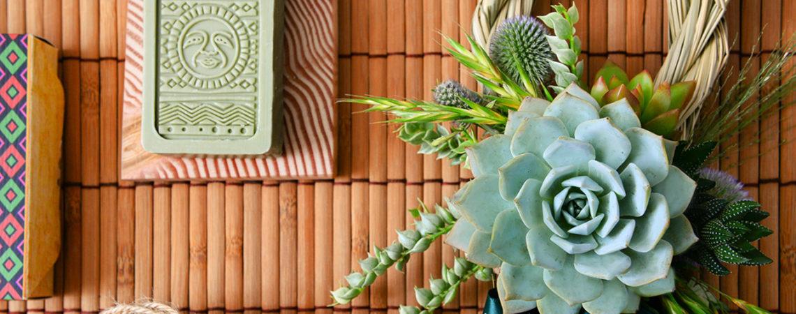 端午節送禮好貼心,植栽相伴更清新 2020端午節植物系禮盒10