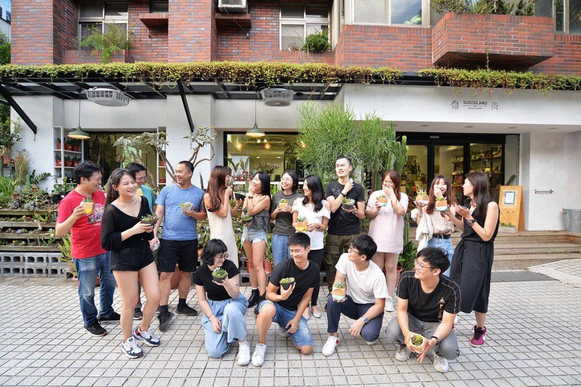 2020 企業活動 學悅科技TeamBuilding17