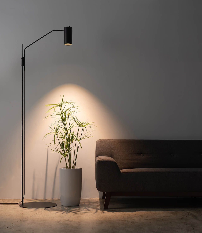 大型立燈閱讀植物燈