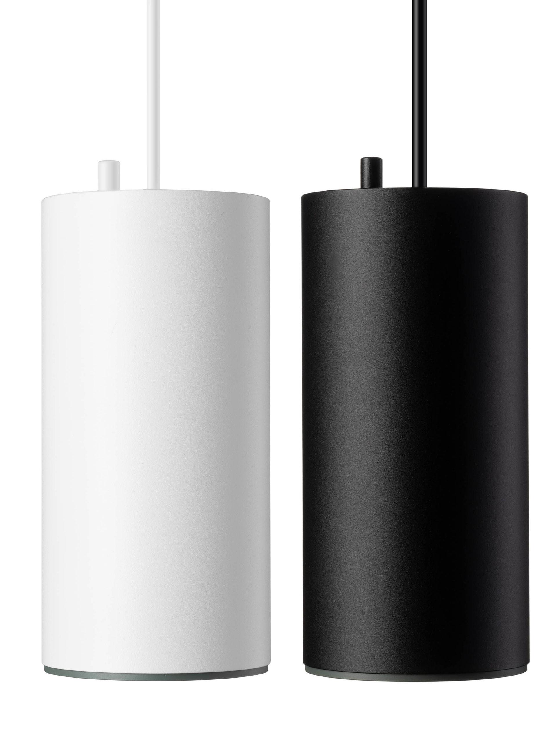黑白雙色吊燈