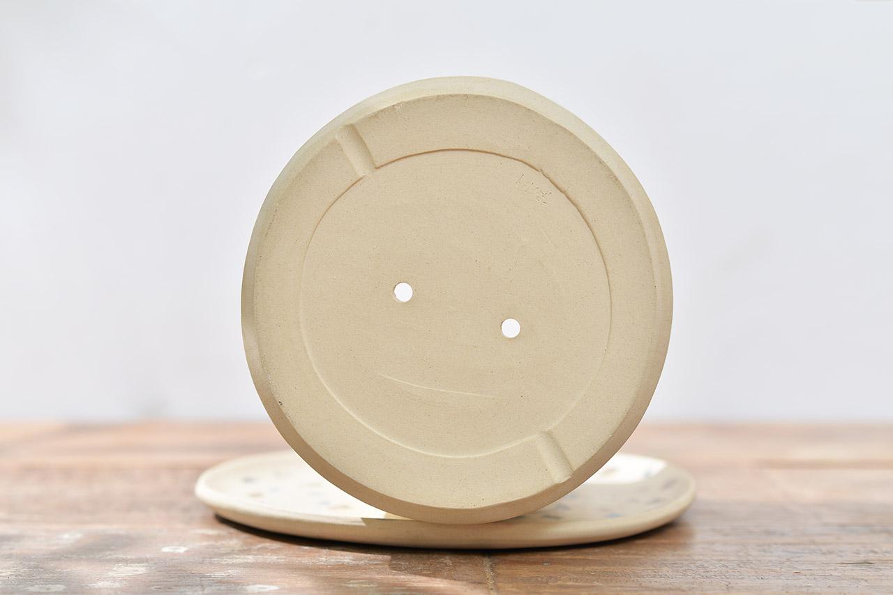 盆器底孔設計