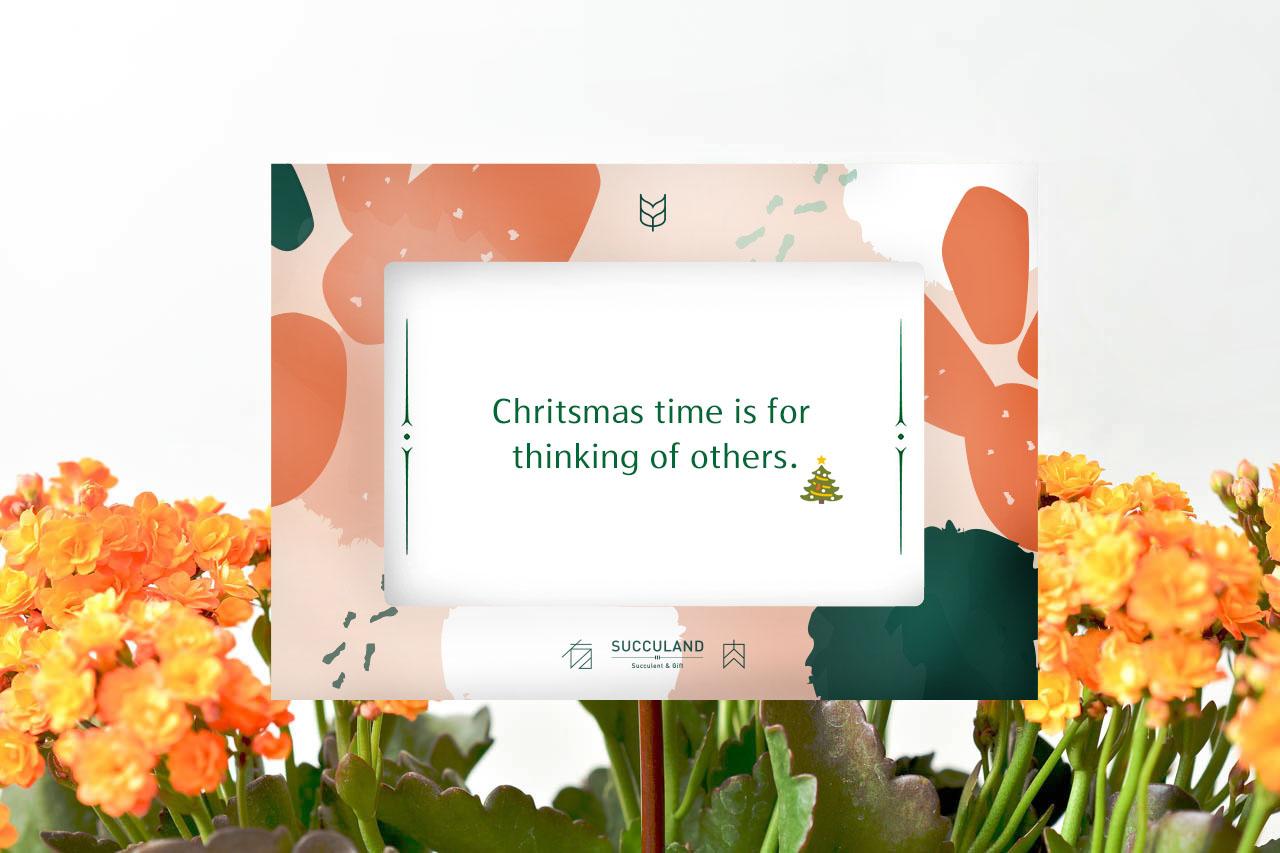 英文聖誕賀詞