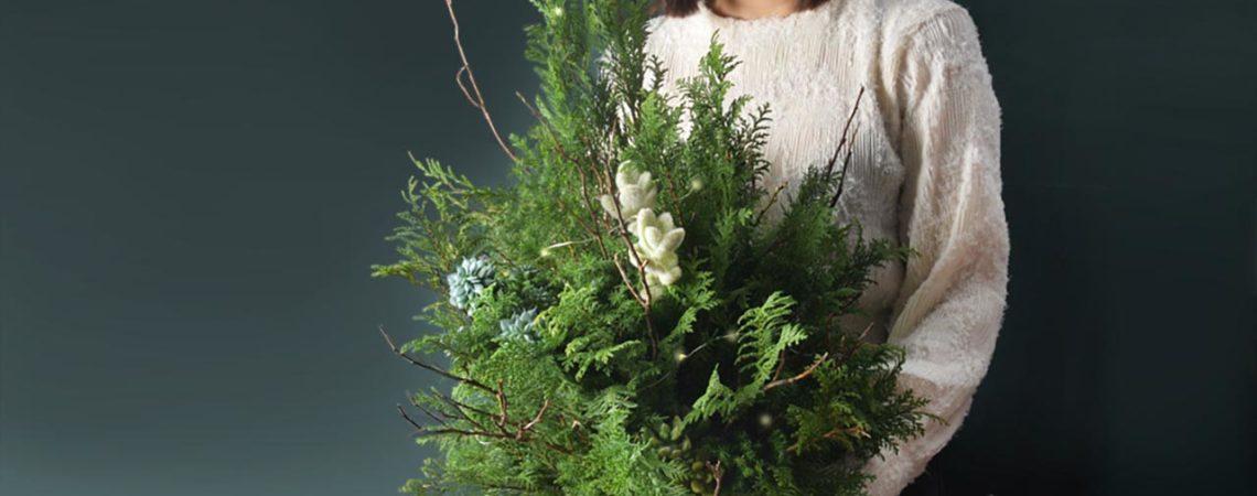 2020 聖誕手作活動 聖誕樹