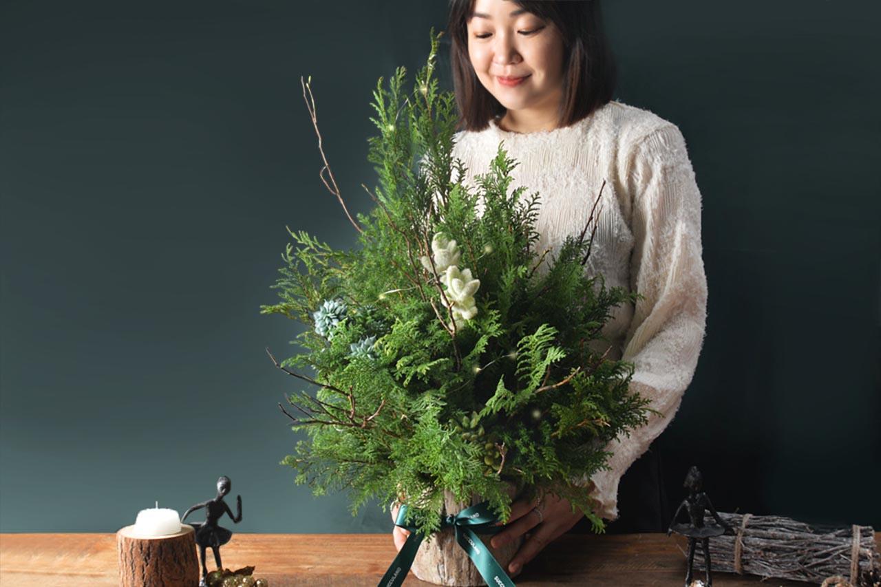 [ 聖誕活動 ] 野奢聖誕(多肉聖誕樹) 4 7 1
