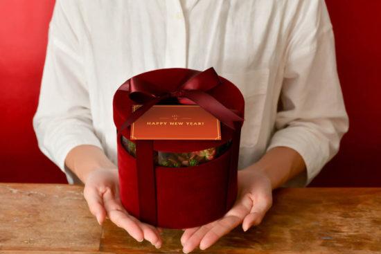 多肉禮盒集錦,11 個節慶都好送的禮盒新選 1113 春節花禮盒 100