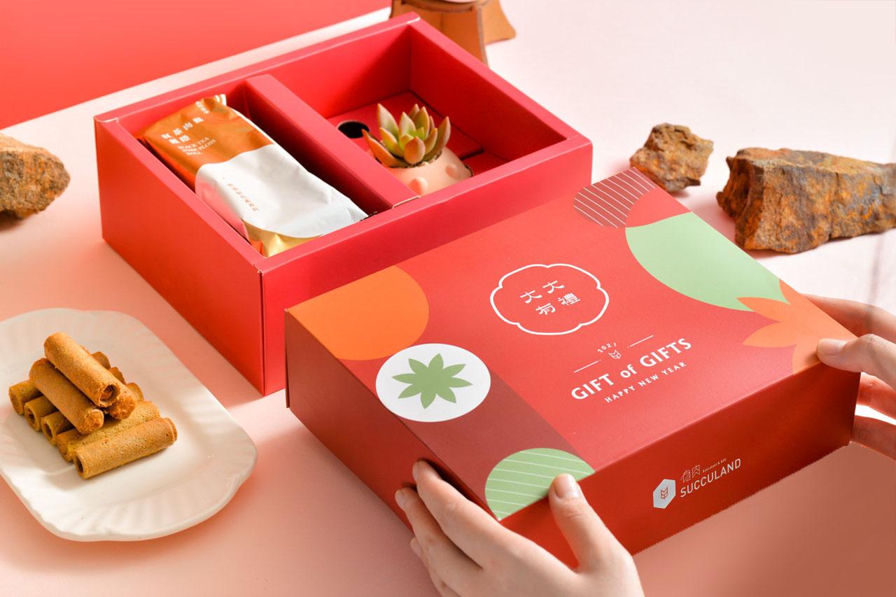 2021春節禮盒天仁茗茶