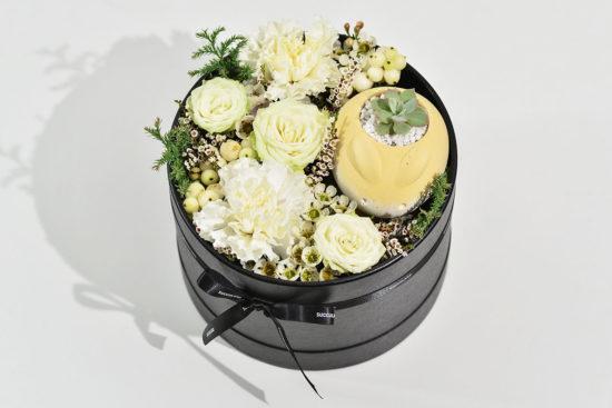 2021 母親節訂製多肉花禮盒,盆栽讓心意延續⋯⋯ 1