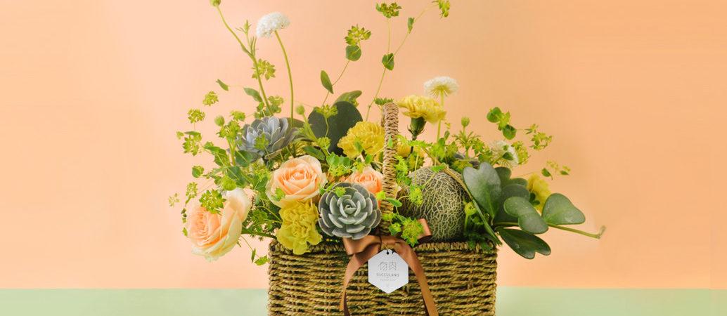2021母親節最美花禮盒1
