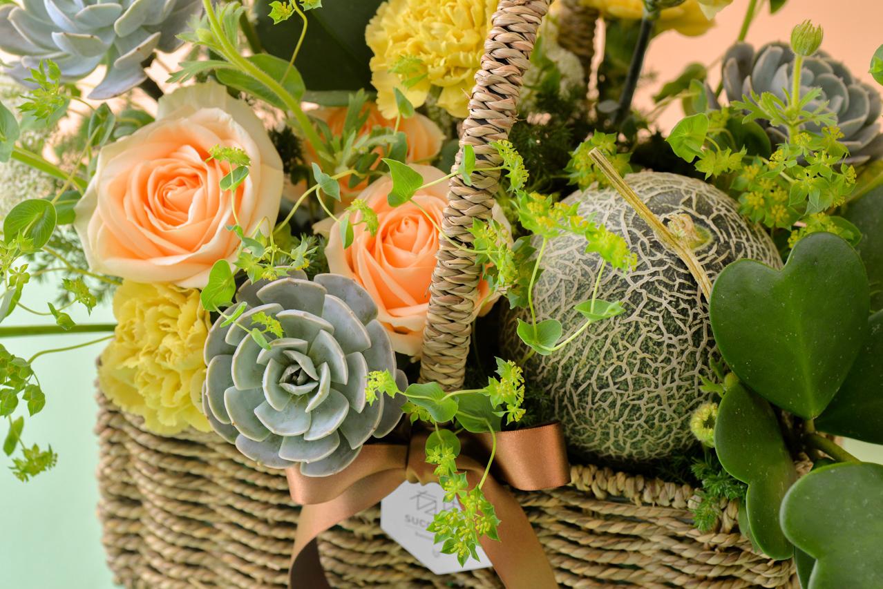 2021 年母親節植物禮盒 2021母親節最美花禮盒15