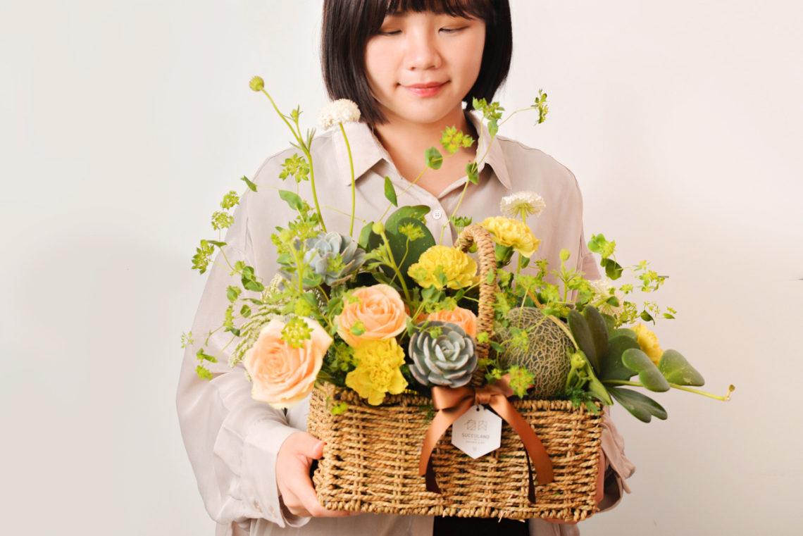 2021 母親節訂製多肉花禮盒,盆栽讓心意延續⋯⋯ 2021母親節最美花禮盒22