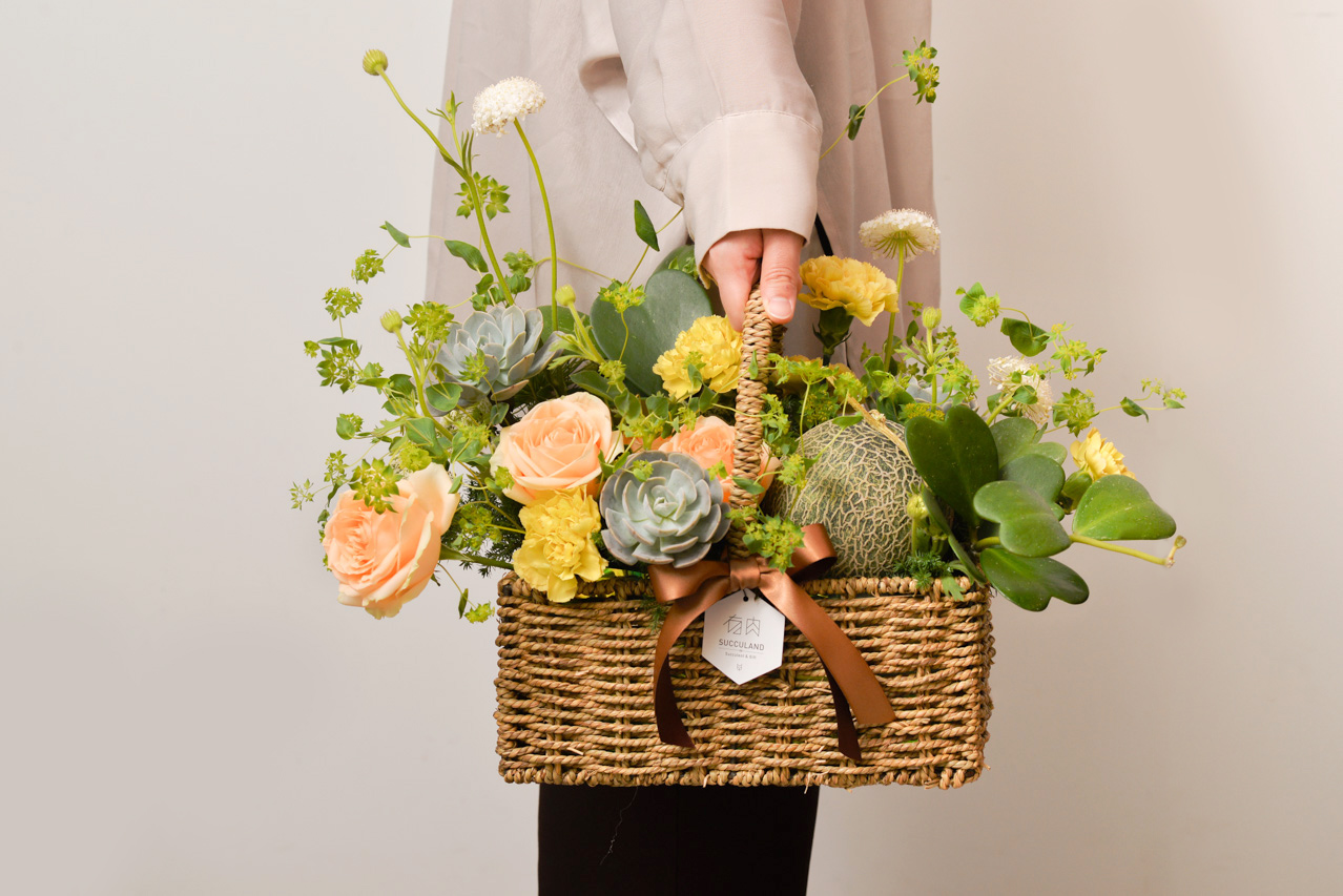 2021 年母親節植物禮盒 2021母親節最美花禮盒24