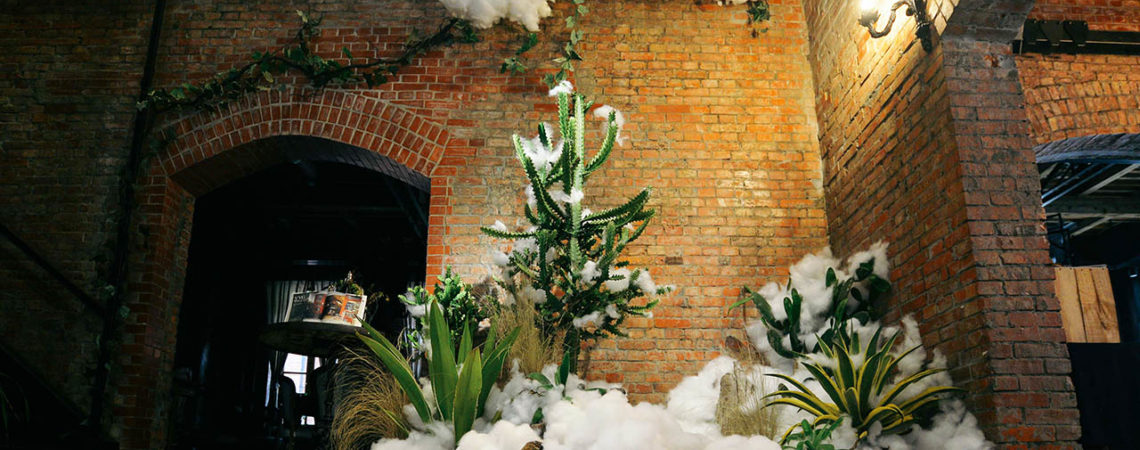 大型植物造景盆栽