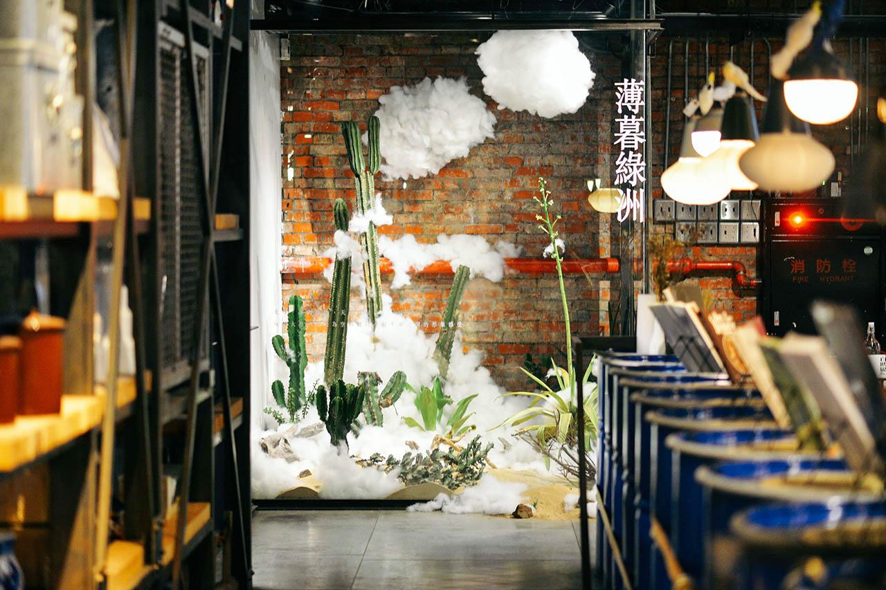空間造景 0409 華山好樣思維特展室內植物佈置00085